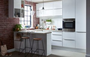 GoodHome Alisma Fitted Kitchen